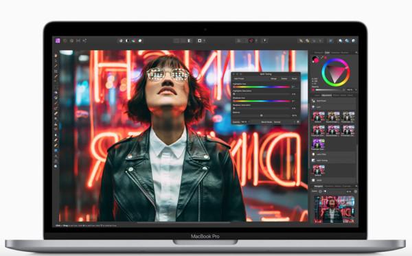 ▲▼13吋MacBook Pro更新。(圖/翻攝自Apple官網)