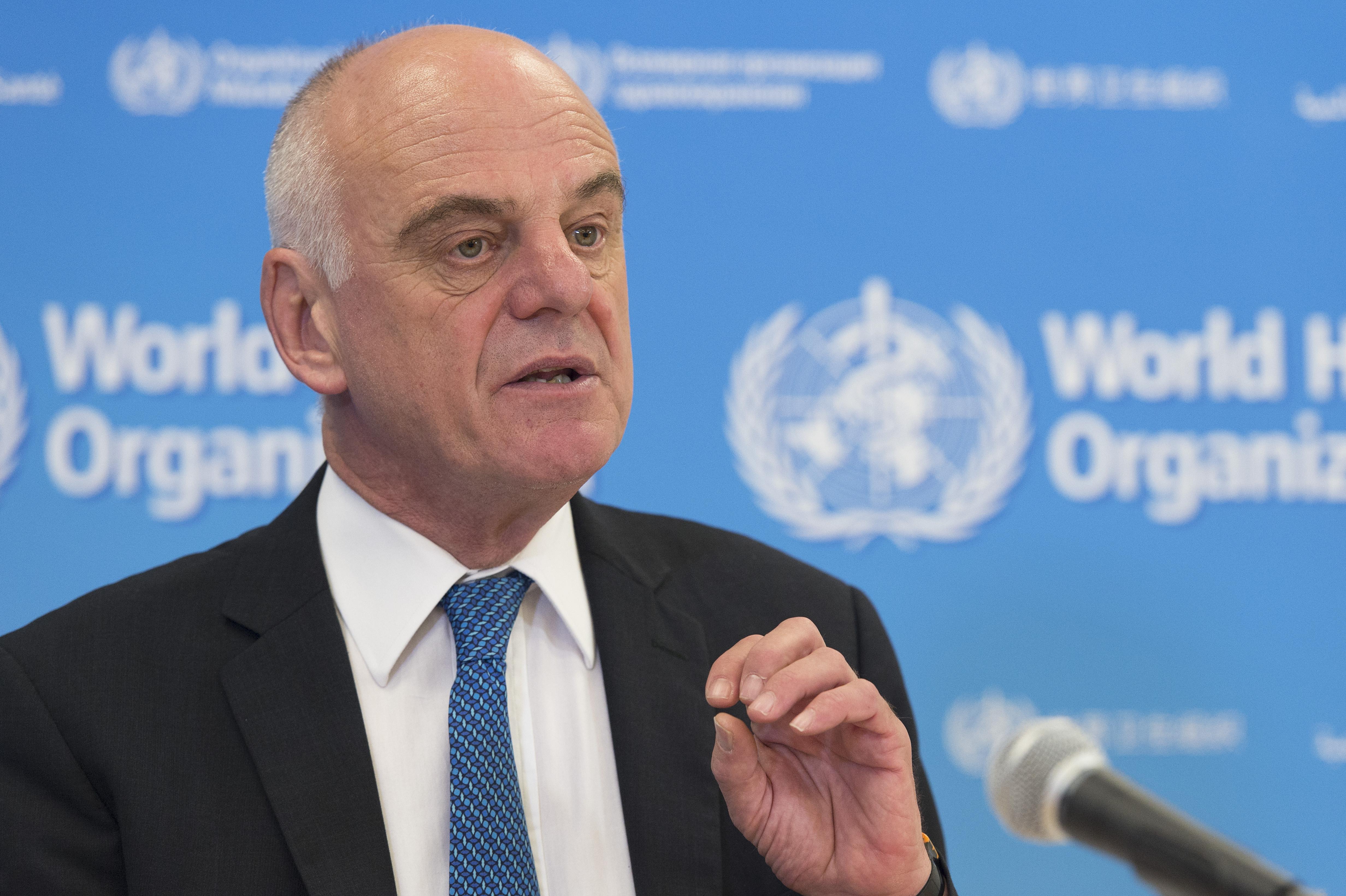 世界衛生組織,WHO,譚德塞,G-7,一中原則