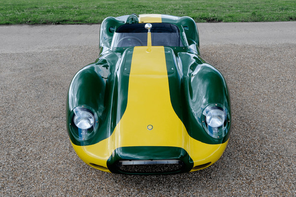 ▲Lister Jaguar Knobbly「Stirling Moss」Edition。(圖/翻攝Lister)