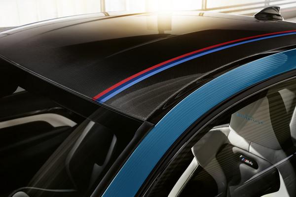 ▲BMW M4 Edition ///M Heritage。(图/翻摄自BMW)