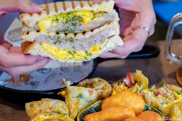 吃完再慢慢逛新北耶誕城 板橋車站周邊早午餐懶人包
