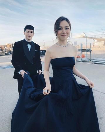 邓紫棋被爆和Mark结婚了。(图/翻摄自邓紫棋 IG)