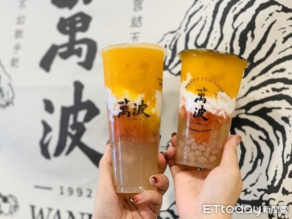 夏天一定要來一杯!網友最愛「楊枝甘露TOP10」  還加了罪惡霜淇淋、小