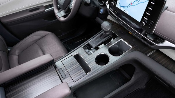 ▲2021美規 Toyota Sienna。(圖/翻攝自Toyota)