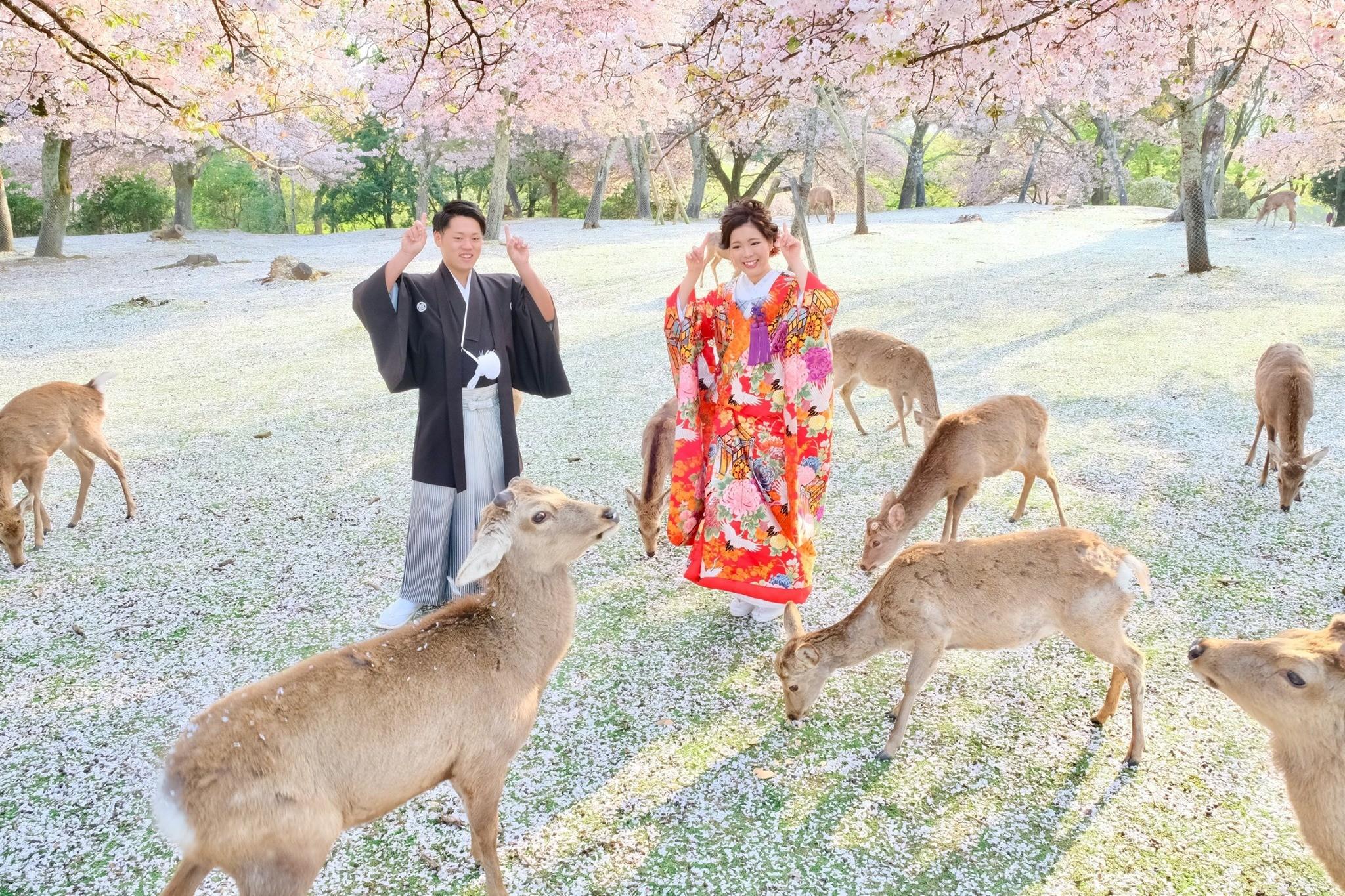 ▲▼攝影師原為新人拍照。(圖/翻攝自Facebook/Kazuki Ikeda)