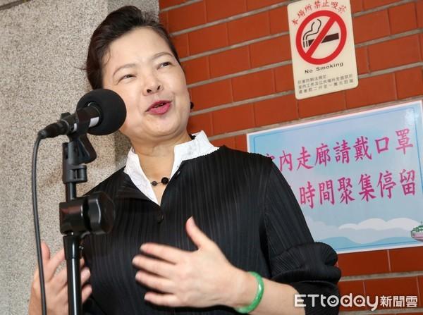 ▲經濟部政務次長王美花表示,台灣仍將透過各種管道積極爭取加入「跨太平洋夥伴全面進步協定」(CPTPP),這是不變的目標。(圖/記者屠惠剛攝)