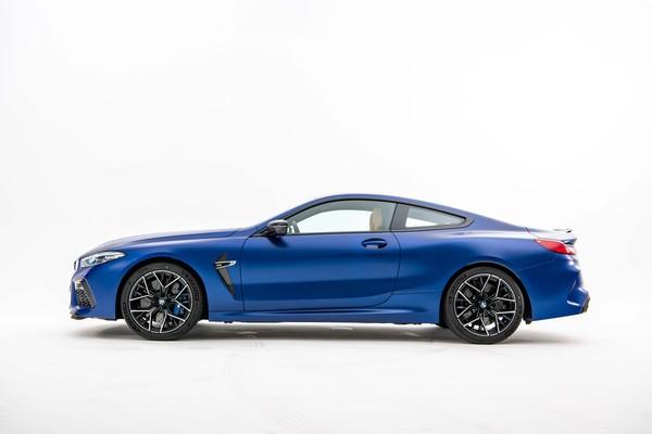 ▲BMW M8 Coupe/Gran Coupe 888萬起登台。(圖/翻攝自BMW)