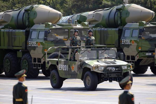 美印太司令證實 解放軍成功試射「航母殺手」彈道飛彈
