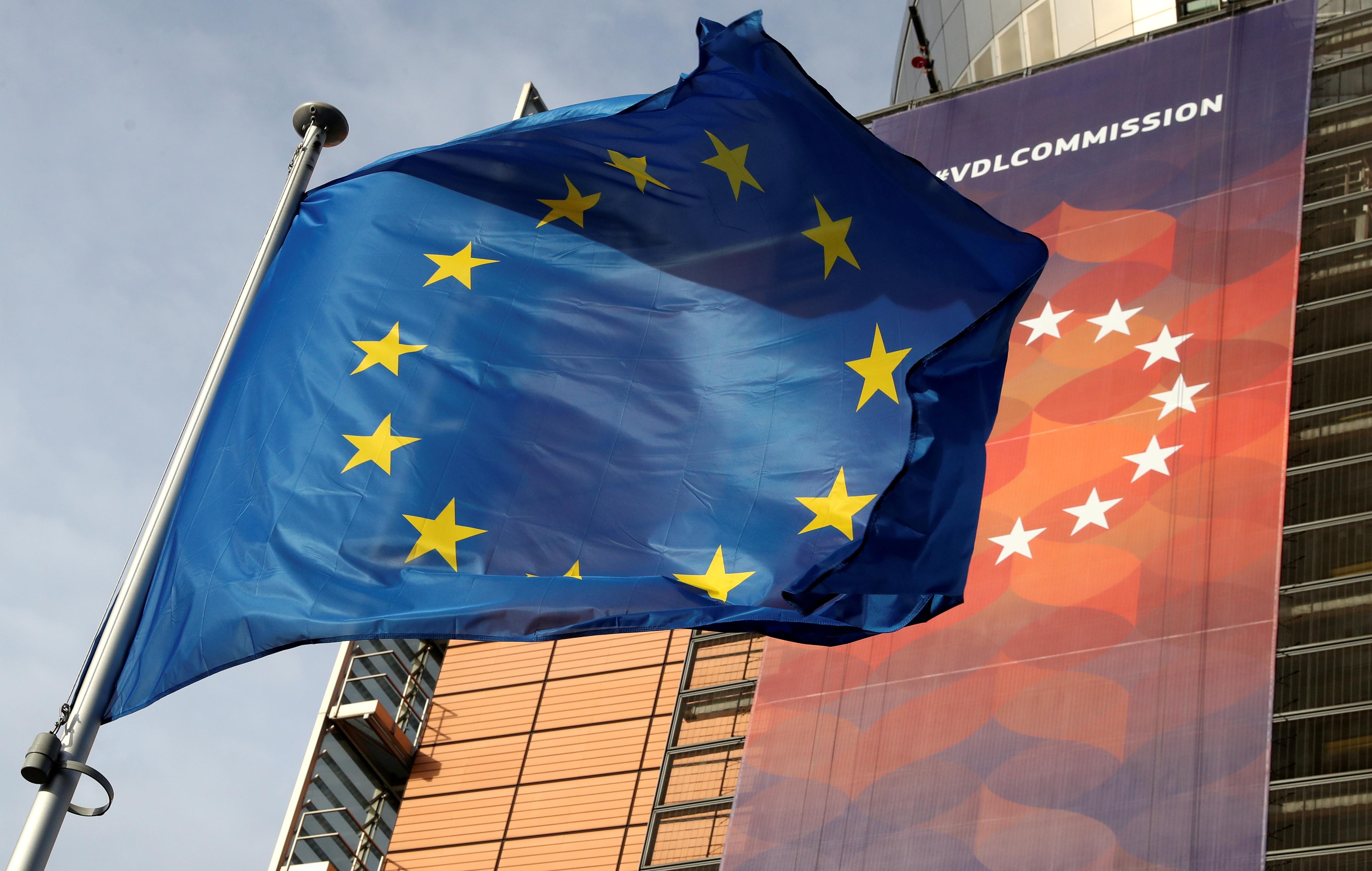 ▲▼歐盟針對「香港版國安法」22日發表聲明。(圖/路透社)