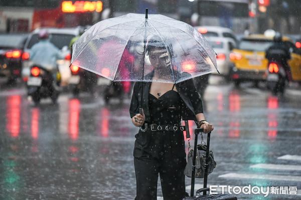 雨彈休戰⋯週日短暫放晴!下週鋒面又來「全台再迎大雷雨」