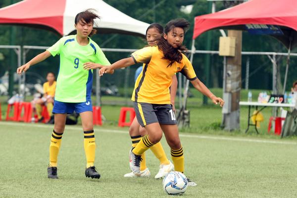 曾因賣玉蘭花出名 台東成功女足闖國小足球世界盃全國賽8強
