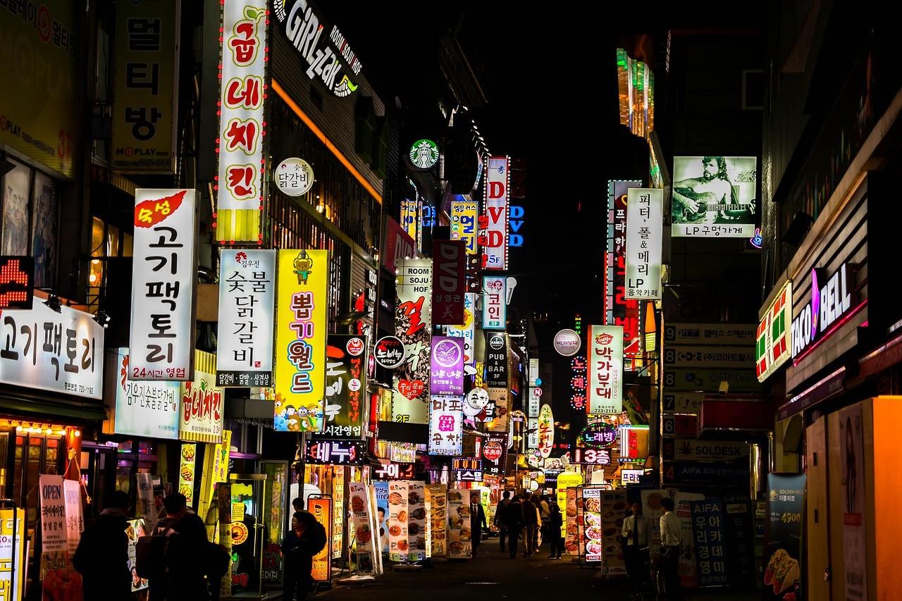 ▲▼梨泰院群聚感染案例增,首爾的夜生活仍然精彩。(示意圖/取自Pixabay)