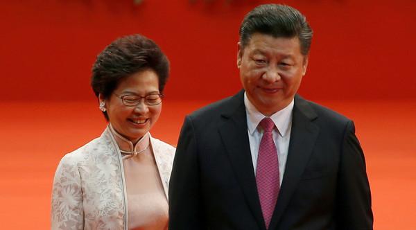 快訊/香港國安法全文出爐 最重刑罰可判處「終身監禁」