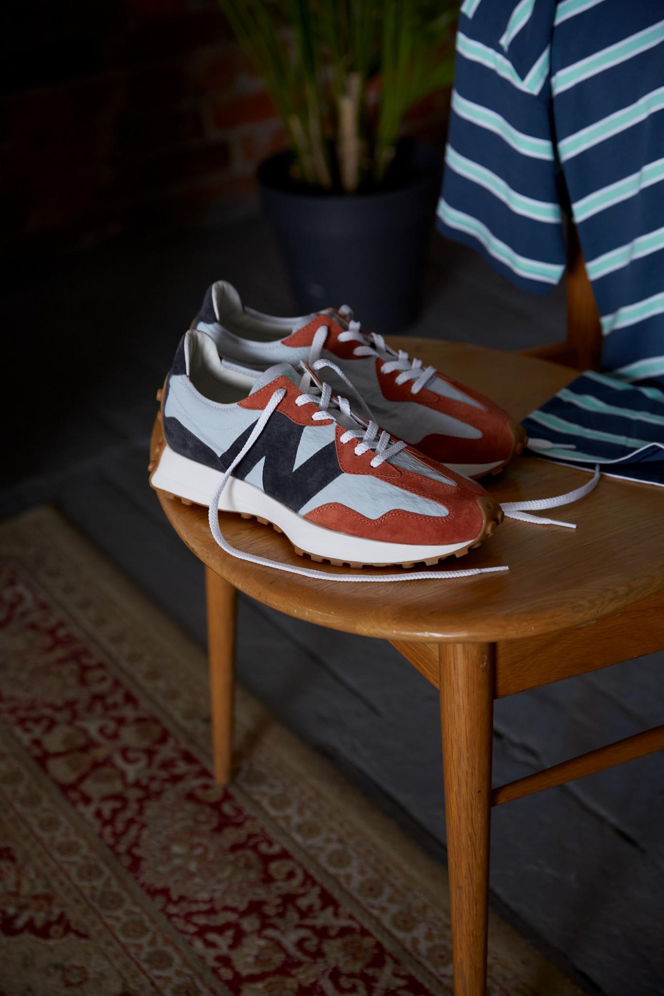 ▲大地色球鞋 。(圖/品牌提供)