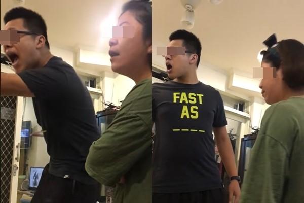 中壢夫妻「欠租譙房東」被公審!玻璃心碎了…跑警局要提告
