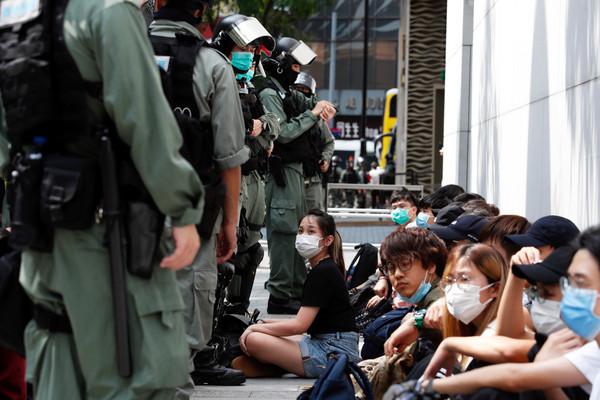 中共政法委:在港「建立維安機構」是維護國安必要手段