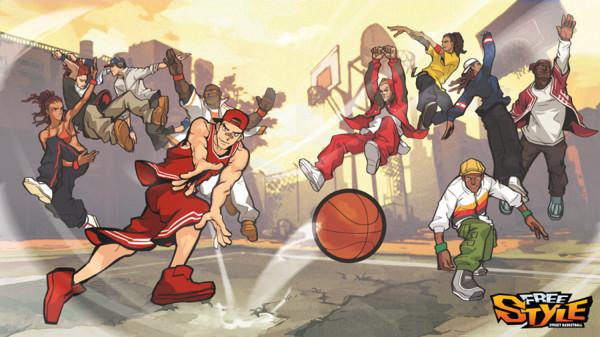▲LINE推出全新PC遊戲平台《LINE POD》,《FreeStyle》極致競技線上街頭籃球遊戲等你來鬥牛。(圖/LINE提供)