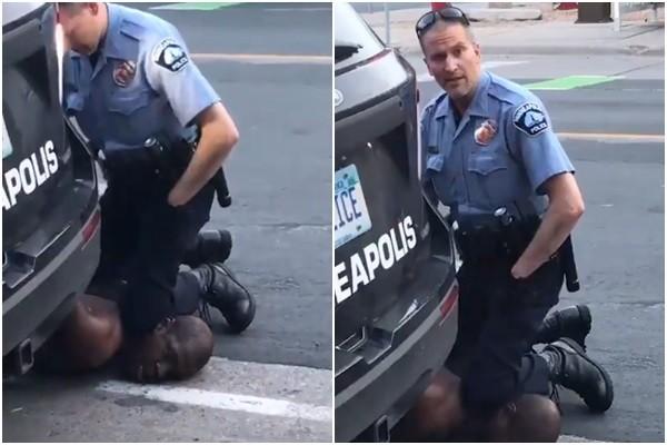 影/黑人遭警跪壓致死!官方驗屍報告「體內可能含有毒物」 家屬氣炸出招了