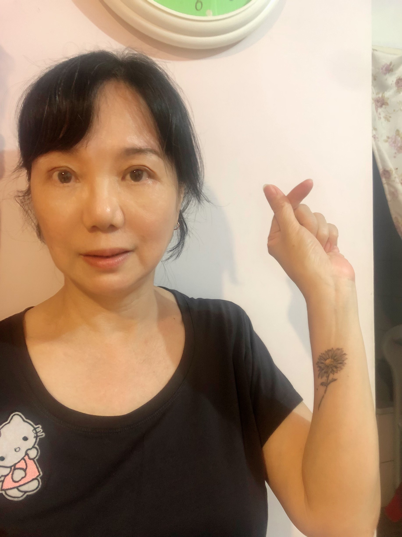 ▲▼50年的刺青(圖/Mr.錯別字提供)