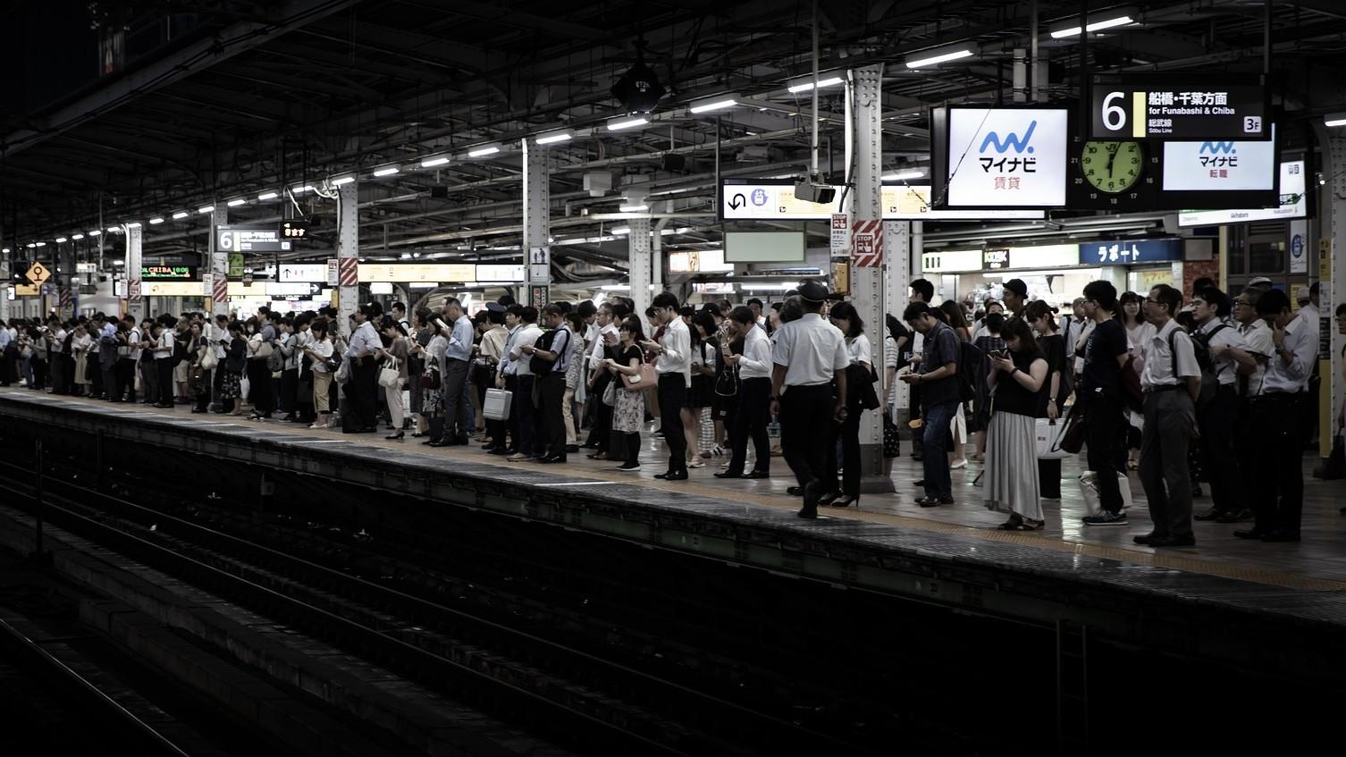▲▼日本車站示意圖(圖/取自免費圖庫pixabay)
