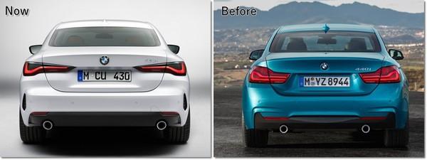 大鼻孔水箱護罩造就極致散熱效果 BMW G22世代4系列正式亮相(圖/翻攝自BMW)