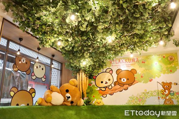 粉絲不捨!台北拉拉熊咖啡廳只營業到6/17 台南茶屋6月底熄燈 | ET