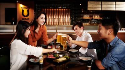 三杯就回本!柏克金燒肉屋12款啤酒「499元喝到飽」 一解封就開趴