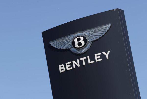 ▲Bentley(宾利)。(图/路透)