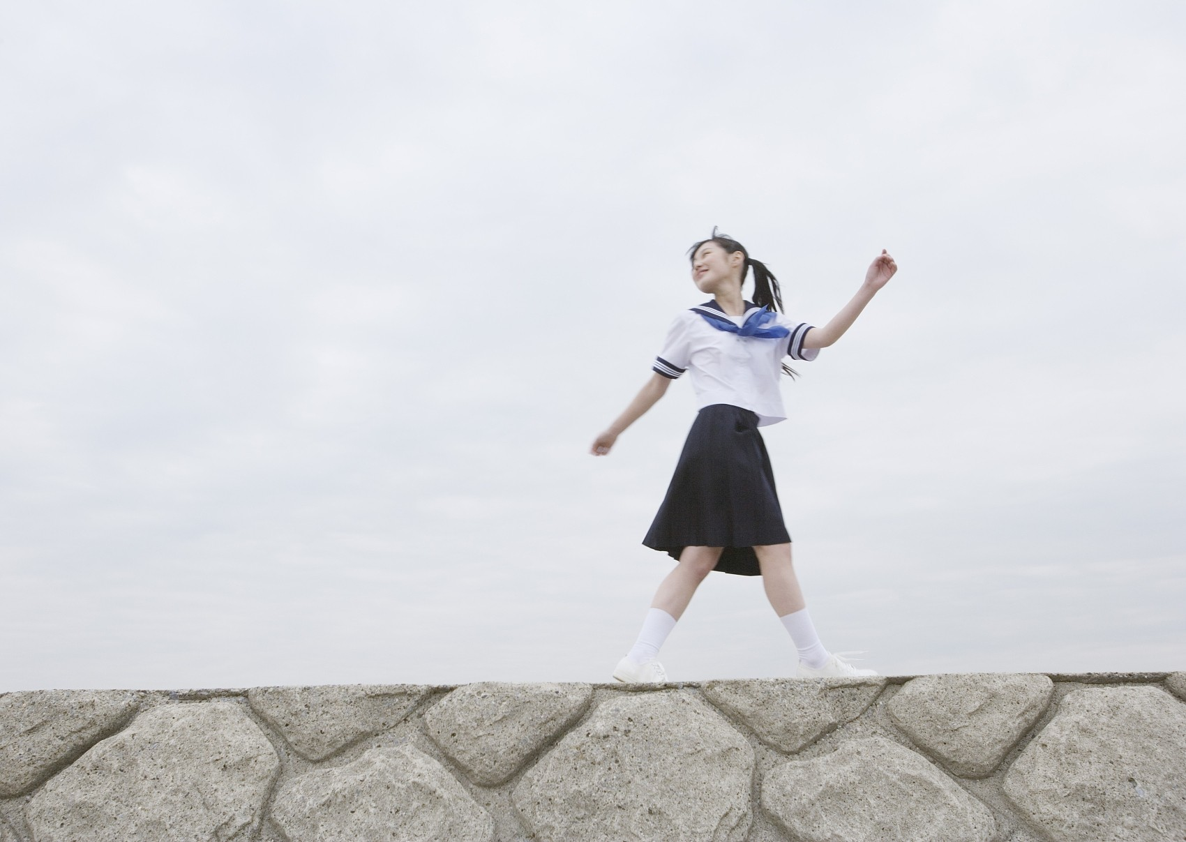 ▲▼南韓女高中生樂天世界爽玩整天確診,最新結果出爐。(示意圖/CFP)