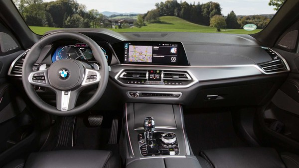 ▲2021 BMW X5 xDrive45e。(图/翻摄自BMW)