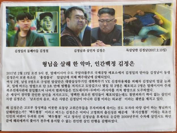 ▲▼脫北團體澄清,近年傳單內容都是批評北韓政治、人權為主。(圖/翻攝自自由北韓運動聯盟)