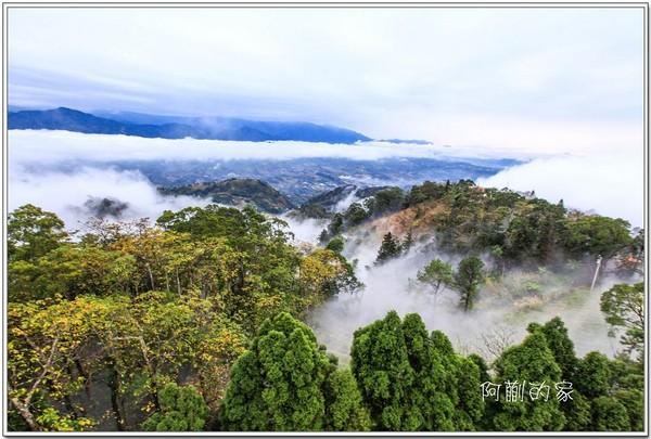 令人屏息的雲端浪漫!盤點北中台灣「10大賞雲海景點」