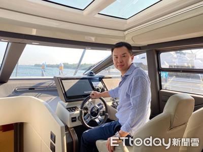 燦星旅新主首度露面!侯佑霖:開發歐洲遊艇、帆船等海洋觀光行程