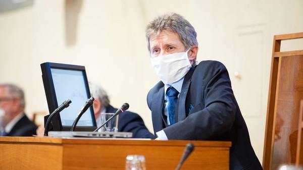LIVE/捷克參議長維特齊率團訪台 3次採檢高規格防疫 | ETtoda