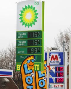 油價連九漲!下周汽柴油估小漲1角「九二汽油突破25元大關」