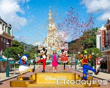 香港迪士尼25日起「第二度重開」 室內表演全暫停