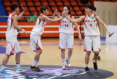 WSBL/國泰冠軍首戰狂勝43分 鄭慧芸賽後還嫌防守鬆懈