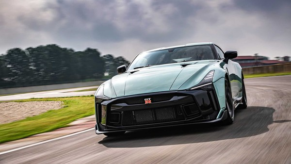▲Nissan GT-R50 by Italdesign。(圖/翻攝自Nissan)