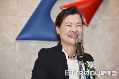 影/經濟部第三位女性首長今上任 王美花號召業者繼續加碼三倍券優惠