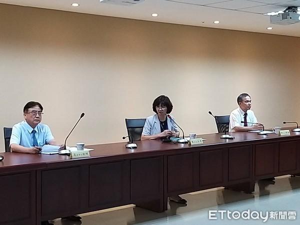 ▲▼北市地政局今天召開「台北Ready迎接更好的實價新制」記者會。(圖/記者黃靖惠攝)