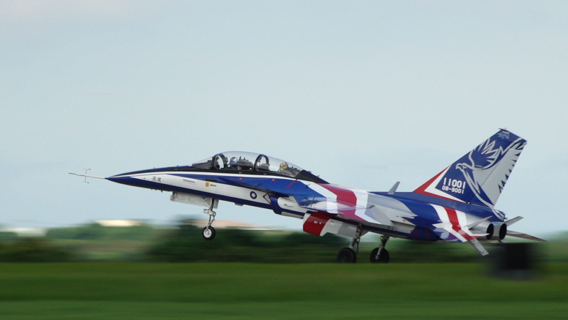 F-5E,國防部,空軍司令部,勇鷹高教機,美國空軍