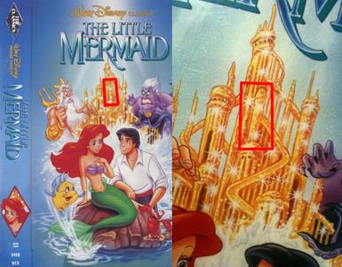 潛藏在迪士尼動畫裡的性暗示…