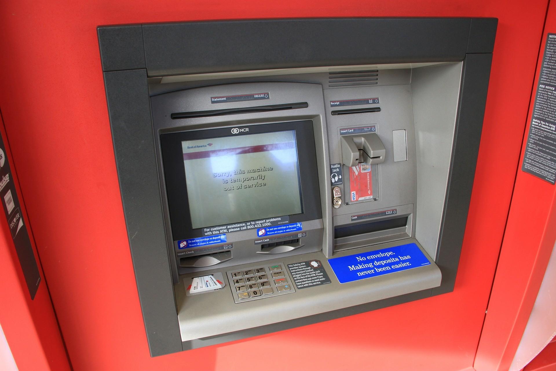 六 atm 十 銀行
