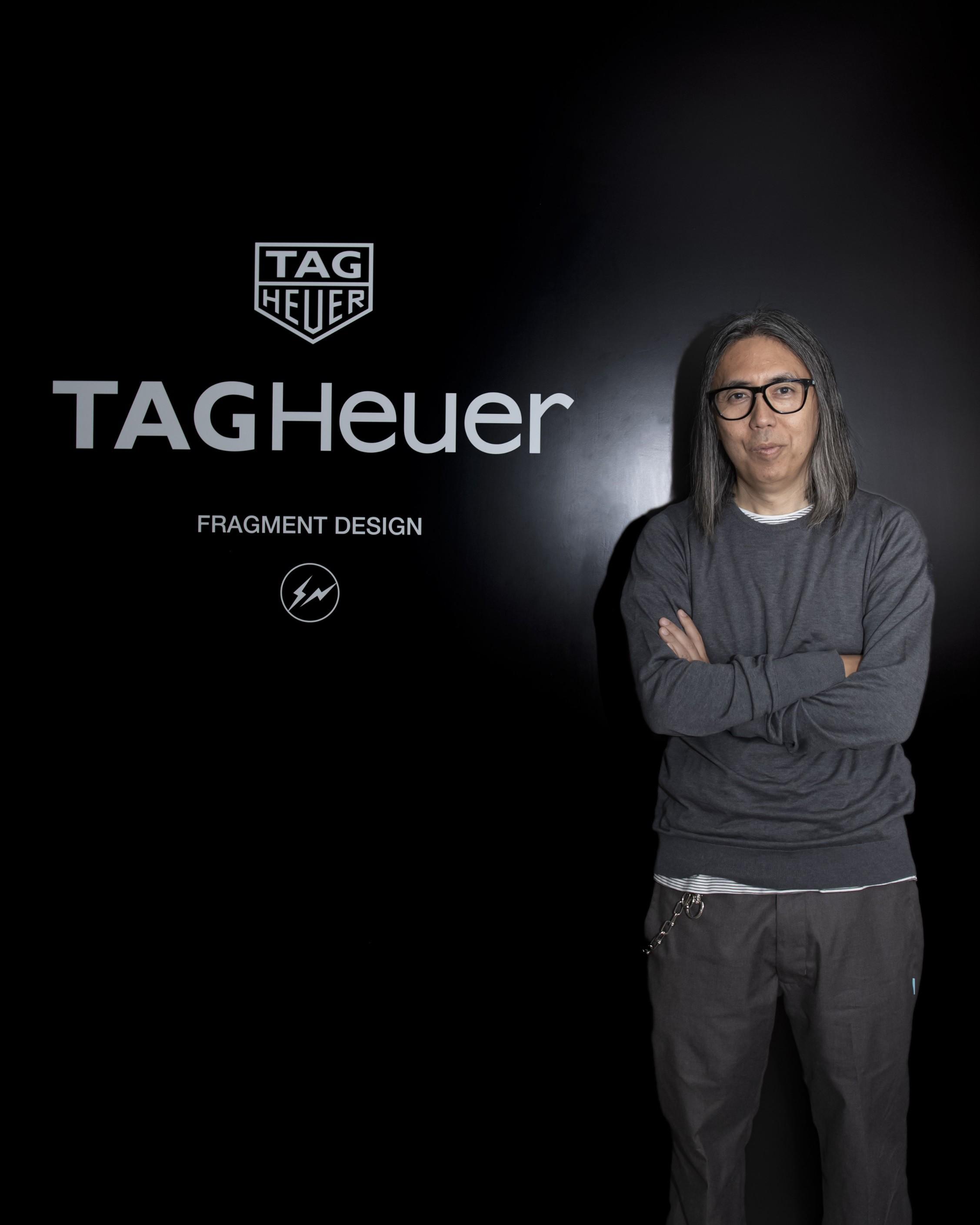 LV智能表跃上最红鸭子TAG Heuer也联手潮流教父打造限量表