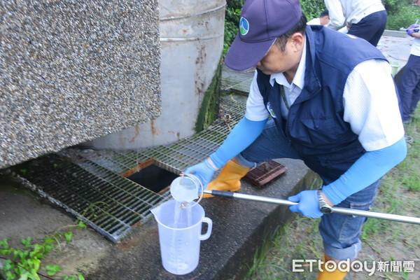 事業廢污水定檢申報7月1日開始 環保局:請月底前應完成