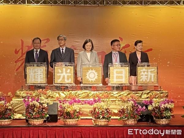 總統蔡英文 期望台灣IPO市場能成區域首選