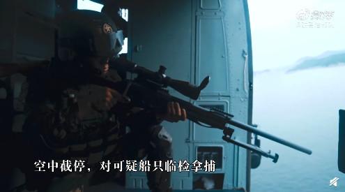 港版國安法通過 官媒曝光駐港部隊「演訓畫面」
