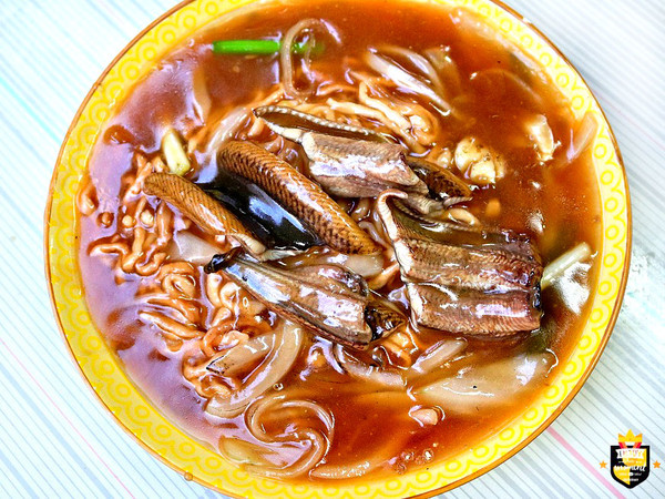 在地老饕私藏!特搜台南「5間鱔魚意麵老店」 鮮味濃郁、口感脆Q   ET