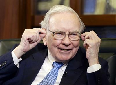 波克夏去年淨利衰退48% 儲備現金創歷史新高!