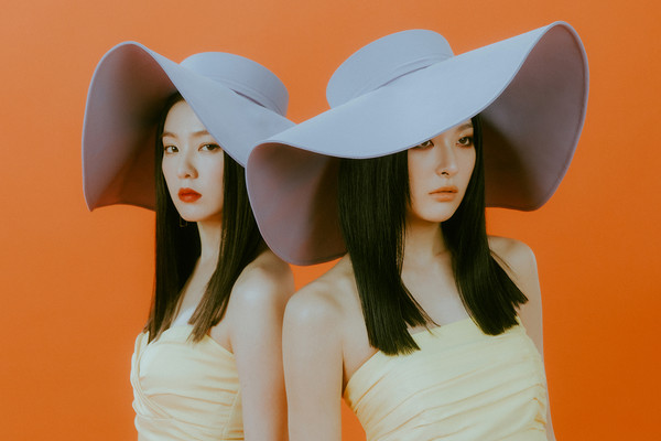 ▲▼Red Velvet出道6年首推小分隊-IRENE & SEULGI。(圖/avex taiwan提供)